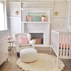 """""""Ok...I'm throwing it out there! Maybe I'll win one of these contests someday!! @allrhodesleadhome This is my absolute favorite room in the house. What is there not to love about it? It always stays clean, theres a super comfy spot to sit and relax, and the cutest baby you've ever seen sleeps in that crib. #therealhousewivesofIG"""" Photo taken by @homestead_house on Instagram, pinned via the InstaPin iOS App! http://www.instapinapp.com (08/06/2015)"""