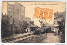 Epinay Villetaneuse gare de la ceinture