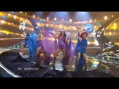 ▶ Eurovision 2008 Germany (Final) - No Angels - Disappear - YouTube