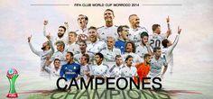 FIFA Club World Cup, Morocco 2014 Celebration!