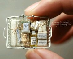 Mini bath giftset