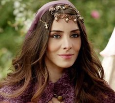 """Mahidevran Sultan - Magnificent Century - """"It Is the Policy and Nothing Personal"""" Season 2, Episode 8 (32)"""