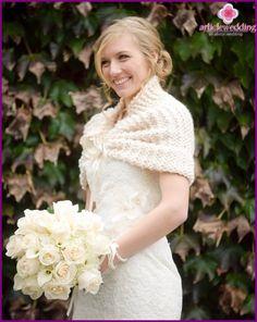 Varm og stilig bilde av bruden: en topp-11 ideer