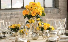 """MSP Weddings """"Beyond the Blooms"""": romantic tablescape, Magnolia and Twig"""