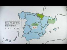 Con la independencia, ¿cuánto dinero ganaría Cataluña? - YouTube