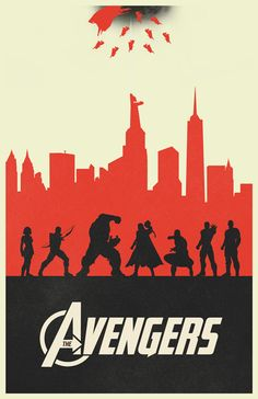The Avengers by William Henry.