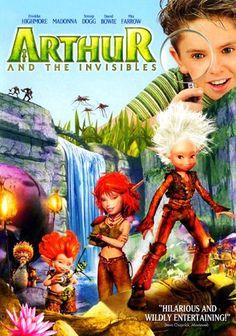 10 En Iyi Arthur Invisibles Goruntusu Film Freddie Highmore Bilim Kurgu