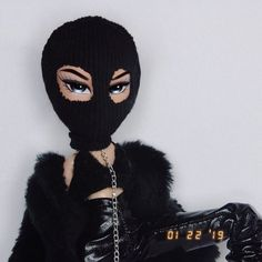 ": ""Well be making love like savages 🕷 I know I haven't been active in months I just needed some time for myself to get my shit…� Bratz Doll Makeup, Bratz Doll Outfits, Black Bratz Doll, Brat Doll, Bratz Girls, Bad Girl Aesthetic, Devil Aesthetic, Cartoon Profile Pictures, Cartoon Icons"
