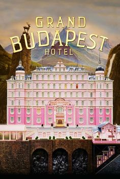 The Grand Budapest Hotel-Büyük Budapeşte Oteli