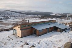 THE HOUL BY SIMON WINSTANLEY ARCHITECTS