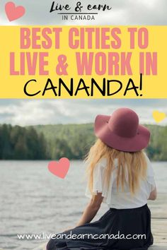 Best Cities To Live In Canada For Families and Work. Here are the best places to find jobs in Canada for those that are looking. What are the best cities to live in Canada? Make More Money, Extra Money, Extra Cash, Visit Canada, Canada Canada, Visit Vancouver, Good Paying Jobs, Cash Today, Ottawa Canada