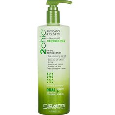 2chic Ultra Moist Avocado and Olive Oil Conditioner 24 oz