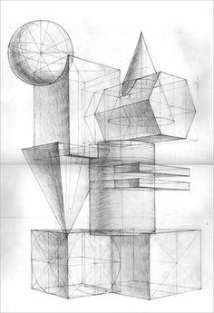 Композиция Градо СПО — Уральская государственная архитектурно-художественная академия