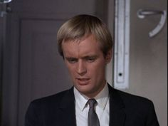 David Mccallum, The Man From Uncle, Tv Series, 1960s, Sixties Fashion