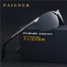 Brand Designer New Polaroid Sunglasses Men women Polarized Driving Sun  Glasses Mens Sunglasses Fashion Oculos Male Sunglasses. Yesterday s price   US  69.80 ... f00a3a4683