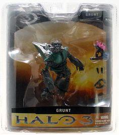 McFarlane Toys Halo 3 Series 1 Grunt Action Figure [Green]