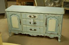 French Provincial Buffet (inventory:1)
