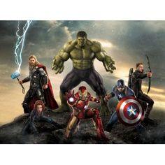 Szuperhősök, Hulk poszter (360 cm x 255 cm)
