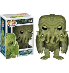 HP Lovecraft - Cthulu Pop! Vinyl Figure