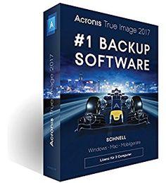 Acronis True Image 2017 - 3 Computer Acronis True Image, Computer, Software, School