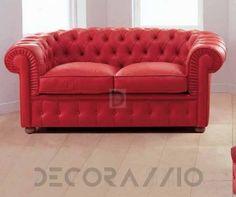 #red #interior #design  диван Piermaria Chester, Ch.D7086110.9