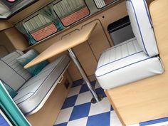 VW Split Screen Interior by Morecambe & Wize Sales Ltd