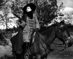 Margaret Lockwood in The wicked lady 1957.