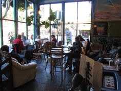 """Philz Coffee SF and Palo Alto: We love Philz. I especially love the branches in Noe and in the Mission - lots of character! Barry loves the Red Haze, """"light-light."""" I love Silken Splendor or Tesora, """"sweet & creamy."""""""