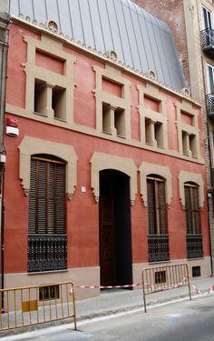 Centre d'Art Germans Arenas. #Rehabilitación y #adecuación de la #vivienda para Centro de Arte.