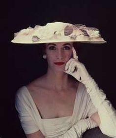 make a statement with this vintage hat