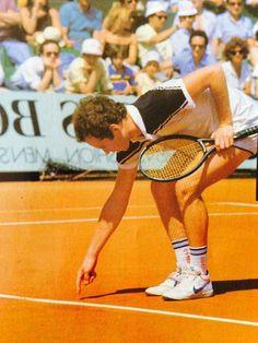John McEnroe - Roland Garros 1984
