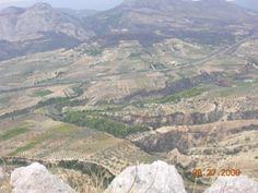 near Korinthos, Greece (from the Castle)