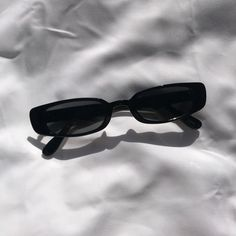 Vintage Sunglasses from the & by BrilliesSunglasses Rectangle Sunglasses, Black Sunglasses, Vintage Sunglasses, Chanel Sunglasses, Cat Eye Sunglasses, Sunglasses Women, Lunette Style, Mode Ootd, Accesorios Casual