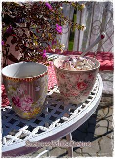 Tea Cups, Dreams, Tableware, Dinnerware, Tablewares, Place Settings, Tea Cup, Cup Of Tea