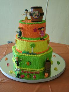 Cake del Chavo