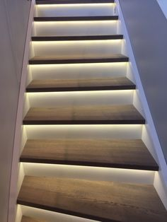 Lamps, Stairs, Home Decor, Lightbulbs, Stairway, Decoration Home, Room Decor, Staircases, Light Fixtures