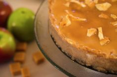 Caramel Apple Cheescake from Platter Talk