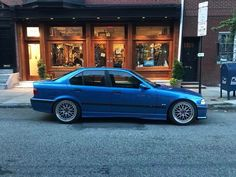 1,348 отметок «Нравится», 5 комментариев — @ultimateklasse в Instagram: «Owner: @cwcollings #BMW #E36 #M3 #UltimateKlasse #CAtuned #bimmer #ultimatedrivingmachine»