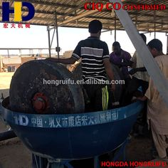 1200 Wet Pan Mills For Gold/Gold Grinding Pan Mill/Wet Pan Mill