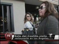 Kate Del Castillo Se Niega A Responder Preguntas Sobre El Chapo #Video