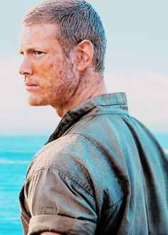 "William ""Billy Bones"" Manderly - Tom Hopper in Black Sails (TV series 2014-)."
