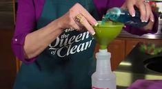 Smarta knepet för att rengöra din dusch med bara 2 ingredienser