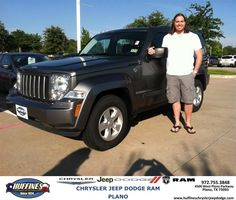 https://flic.kr/p/NvFLnU | #HappyAnniversary to Michael and your 2012 #Jeep #Liberty from Barry Neal at Huffines Chrysler Jeep Dodge RAM Plano! | www.deliverymaxx.com/DealerReviews.aspx?DealerCode=PMMM