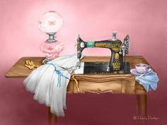 Sewing Photo by Purplecalalilies | Photobucket