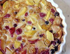 Gâteau léger aux Fruits à 0 SP