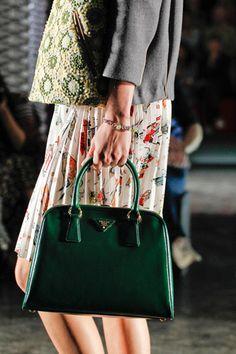 Prada bags for Spring!!  #Prada #Handbag