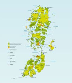 The Palestine Archipelago.