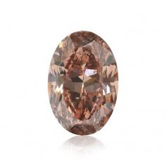 2.07 carat, Fancy Deep Brown Pink, Oval Shape, SI2 Clarity, GIA, SKU 128069