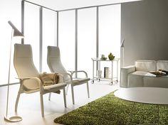 Kasthall Tekla Wool & Linen Tufted Rug, Swedese Furniture