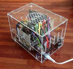 Raspberry Pi clusters are a dime a dozen these days. Well, maybe more like £250 for a five-Pi cluster. Anyway, this project is a bit different. It's exquisitely documented. [Nick Smith] built a 5-...